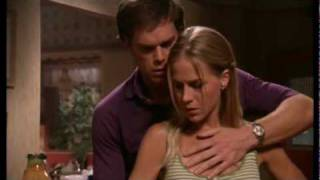 Repeat youtube video Rita & Dexter (Julie Benz and Michael C. Hall) - I Think I'm Paranoid