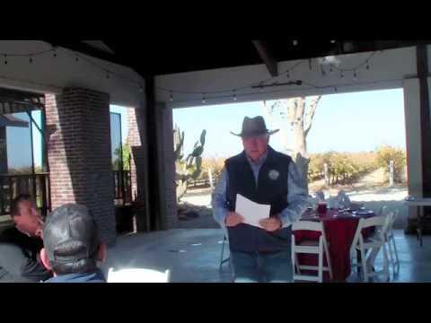 Water Updates (Joe Del Bosque)