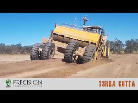 Dallas Walker NQ AG Contractors on T3RRA Cutta