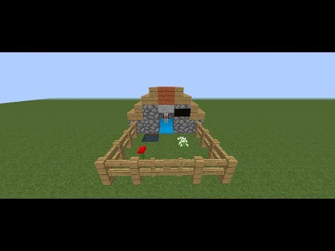 how to build a house in minecraft and dog house