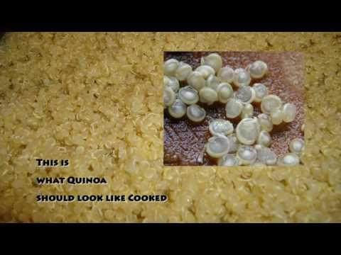 Raw Food Dictionary - Quinoa