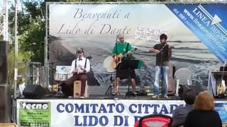Lido di Dante gruppo di musica irlandese