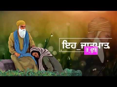nanak-aadh-jugadh-jiyo-~-status-video-~-diljit-dosanjh- -latest-punjabi-songs-2019