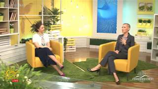 Mira Joleigh, Life Coach in Los Angeles appears on Pan Armenian TV #Ambitionista