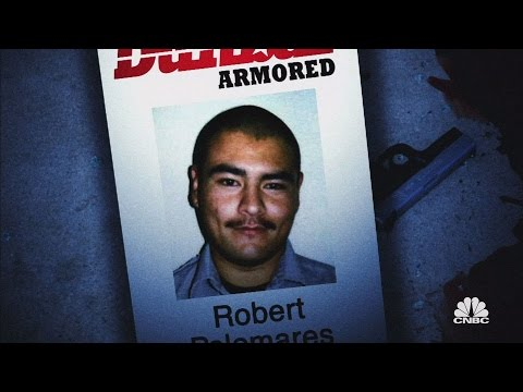 Re-Enactment Of Jason Derek Brown's Alleged Crime | American Greed