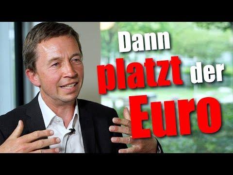 Bernd Lucke: Warum selbst Deutschland die Staatspleite droht // Mission Money