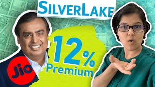 What is Reliance Jio Silver Lake deal? Reliance Jio Deal Analysis By CA Rachana Ranade