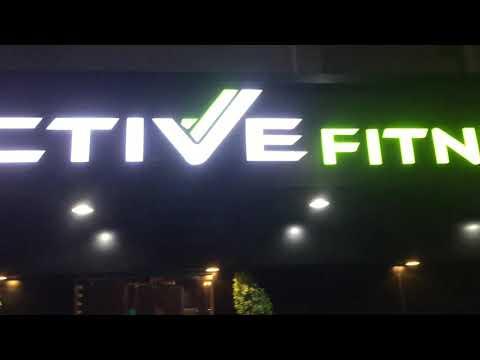 Gym active fitness abudhabi musaffah
