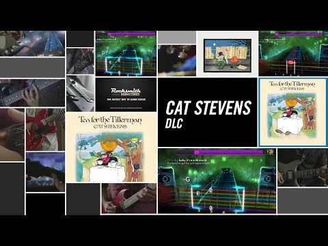 Cat Stevens Song Pack - Rocksmith 2014 Edition Remastered DLC