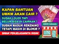 BANTUAN UMKM MASIH DI BLOKIR || KAPAN BANPRES UMKM CAIR?