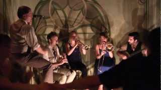 """The Riverboat Shuffle"" - Baby Soda Jazz Band at St. Mazie Bar - Brooklyn, NY"