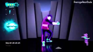Just Dance 3 Pump It 5 Stars