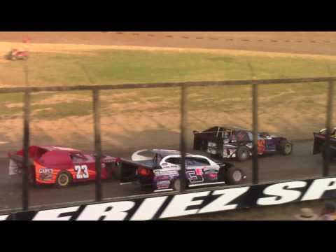Eriez Speedway Econo Mod Heat Races 7-30-17