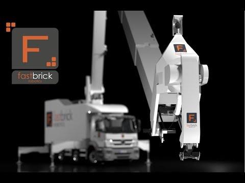 Fastbrick Robotics: World Leaders In Digital Construction Robotics