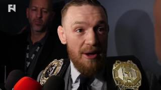 UFC 205: Conor McGregor Post-Fight Scrum - Calls for Ownership Stake in UFC thumbnail