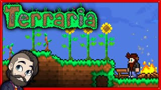 Terraria Gameplay - Part 1 - Let