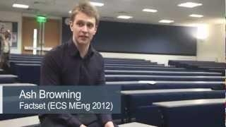Preparing for Internships | Ash Browning