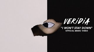 "Download Video VERIDIA // ""I Won't Stay Down"" [official music video] MP3 3GP MP4"