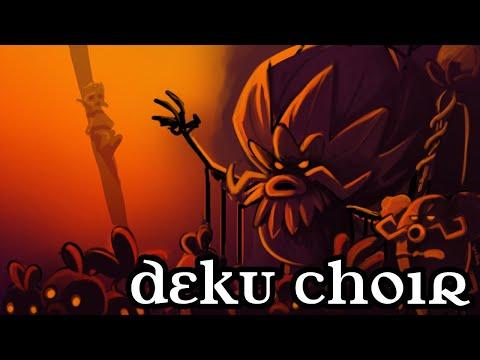 Majora - Demo #4: Deku Choir (7th Anniversary Makeover)