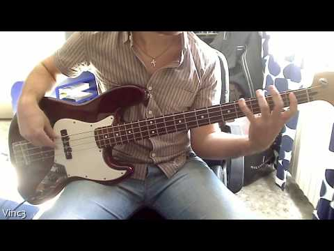 3 Doors Down - Here Without You [bass Cover / HD 720p]