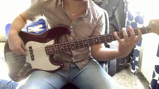 3 doors down here without you bass cover hd 720p