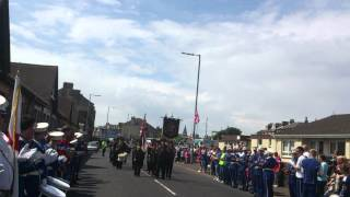 Saltcoats Protestant Boys Annual Parade 2012 1