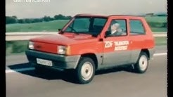 Autotest 1981 - Fiat Panda