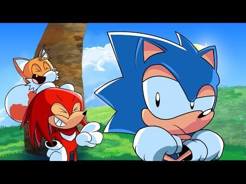 Sonic Mania: Bad Future (animation)