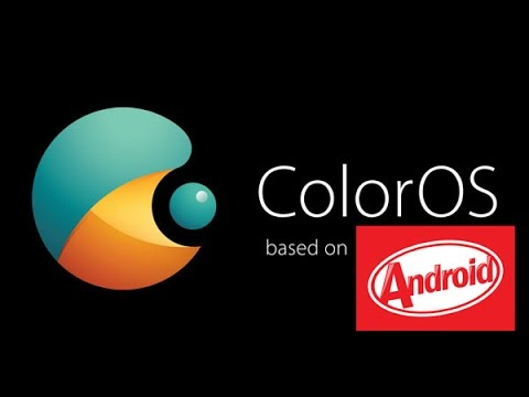 ColorOS 2.0.0i with KitKat - Walkthrough