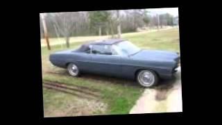 1967 Ford Galaxie 500XL for sale in Alabama