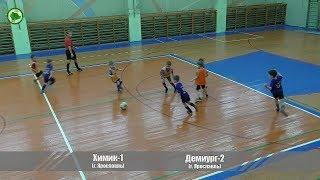 Химик-1 г. Ярославль - Демиург-2 г. Ярославль  счет в матче 0-0