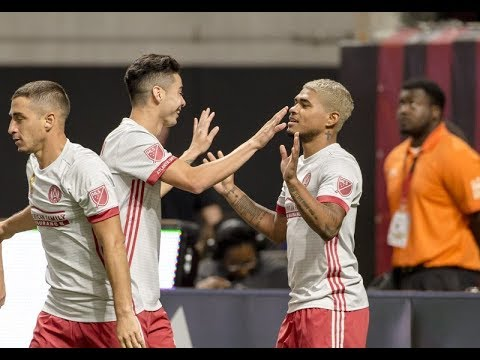 Atlanta United 7 Goal Highlights Vs. New England Revolution | Atlanta United Highlights  | 9.13.17