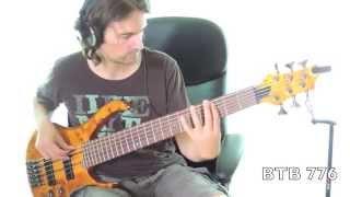hq hd ibanez btb 776 676 576 1306 bass demo review six 6 string