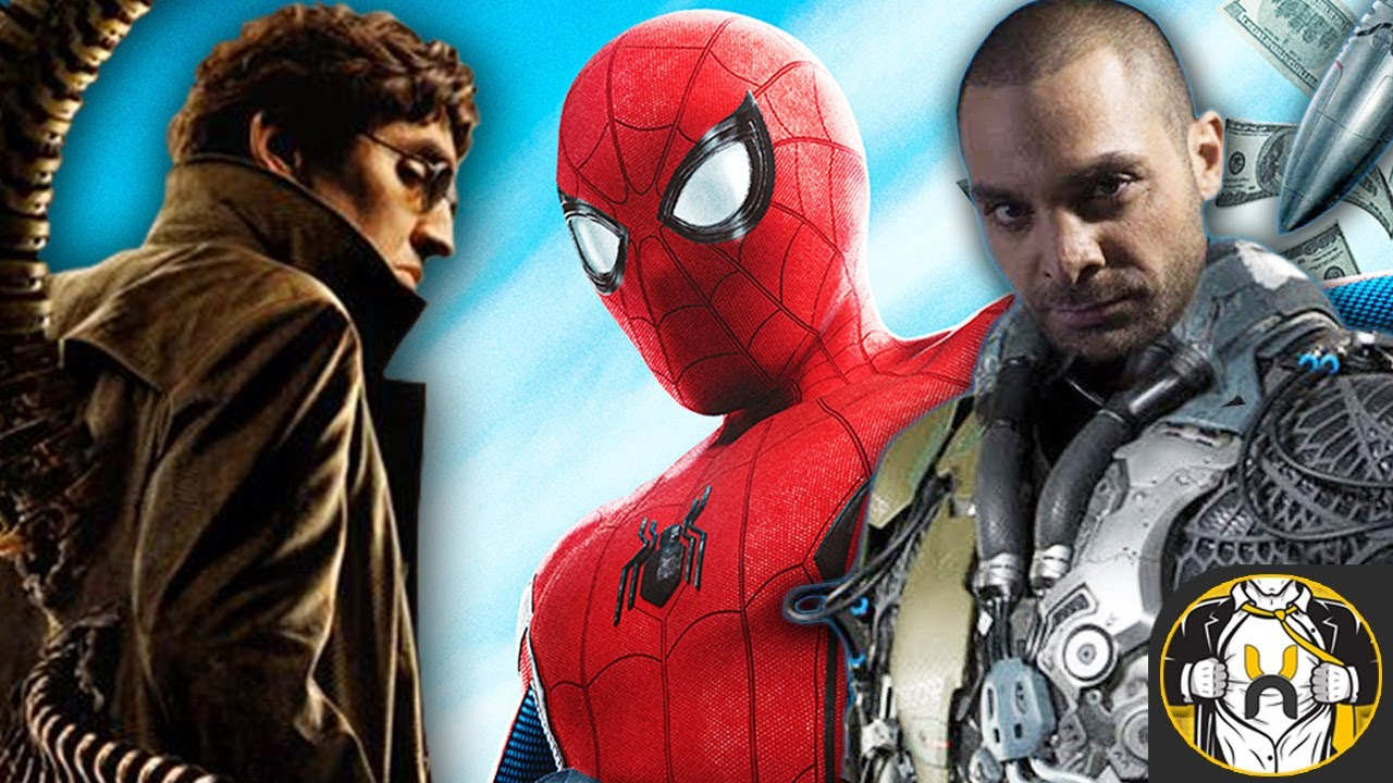 Spider-Man: Homecoming Sequel Plot & Villains Predictions