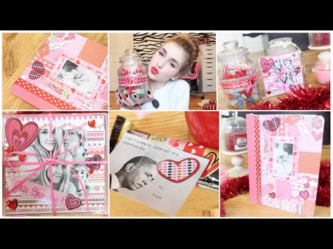 Diy Valentine S Day Gift Ideas Great For Boy Girlfriend Friends