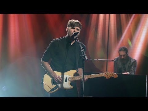 Death Cab for Cutie Performs Gold Rush