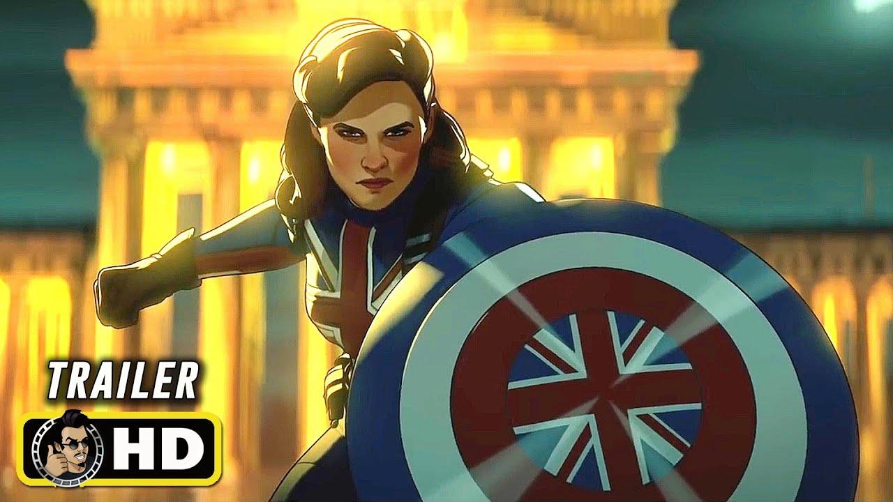 "WHAT IF...? (2021) ""Changed"" Trailer [HD] Disney+ Marvel Superhero Series"
