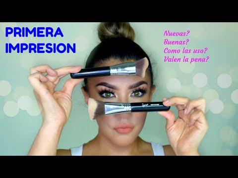 Brochas Nuevas De SIGMA Primera Impresion/NEW BRUSHES BY SIGMA BEAUTY| Auroramakeup
