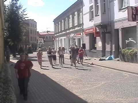 flashmob Art of Living Yes! Latvia