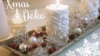 DIY Home - Schnelle Weihnachtsdeko