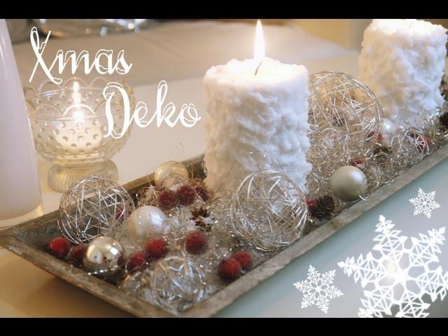 Weihnachtsdeko fur esstisch frohe weihnachten in europa - Billige weihnachtsdeko ...