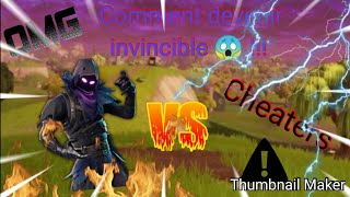 GLITCH BE INVINCIBLE IN GAME TERRAIN ON FORTNITE !!!