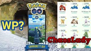 Keine WP Änderung? - Pokémon GO deutsch