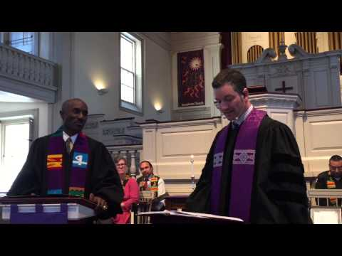 Sacred Conversation on Multi-Racial Multi-Cultural Church