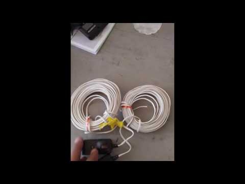 How To Install Garage Door Safety Sensors Correctly. - YouTubeYouTube