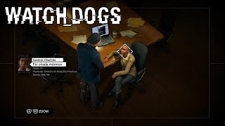 WATCH DOGS : INTERCEPTE O COMBOIO ANTES QUE ELE CHEGUE Á BLUME  #24