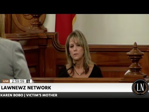 Holly Bobo Murder Trial Day 1 Part 2 Victim's Mother and Brother Testify 09/11/17