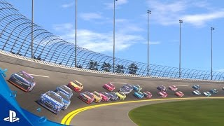 NASCAR Heat Evolution - Online Multiplayer & Game Modes Video | PS4