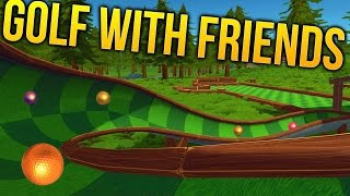 Golf con amigos conoce a Roblox? (Roblox Minigolf)