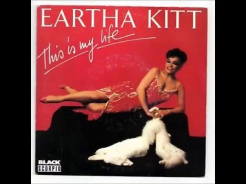 Eartha Kitt - This Is My Life - ( Only Instrumental Chorus Vocals ) 1986